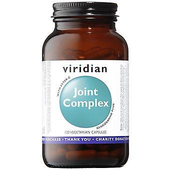 Viridian Joint Complex Veg Caps 120 (381)