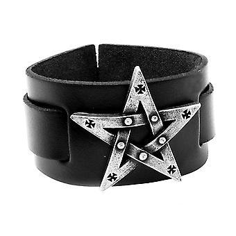 Alchemy Gothic Pentagration Bracelet
