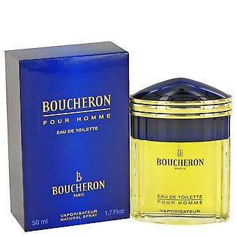 BOUCHERON by Boucheron Eau De Toilette Spray 1.7 oz / 50 ml (Men)