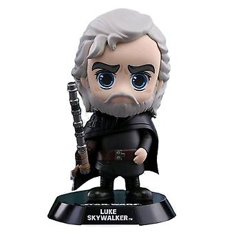 Star Wars Luke Skywalker Episode VIII the Last Jedi Cosbaby