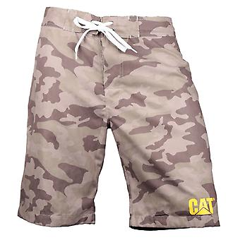 CAT Lifestyle Mens Logo Board Shorts