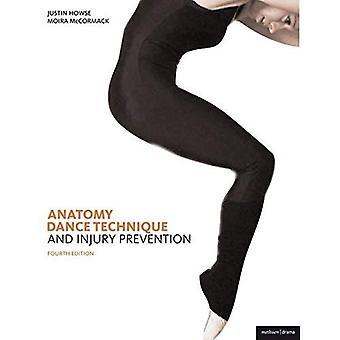 Technique de danse, de prévention des blessures et de soins de la danseuse