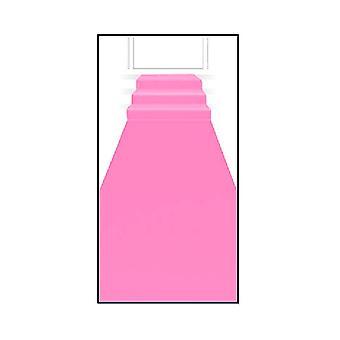 Różowy dywan Runner