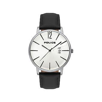 Police Mens Gents Virtue Quartz Wrist Watch 15307JS/01