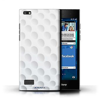 STUFF4 Case/Cover for Blackberry Leap/Golf/Sports Balls