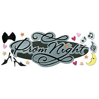 Jolee's Boutique Title Wave Stickers Prom Night Spjt 140