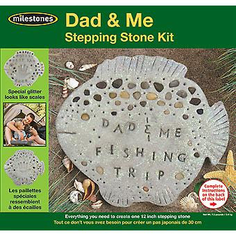 Dad And Me Step Stone Kit 90115200