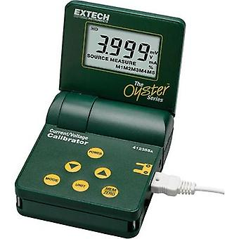 Extech 412355A Calibrator, Calibrated to Manufacturer's standards (no certificate)