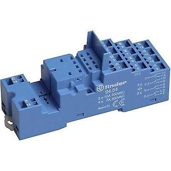 Finder 94.54 Din Rail Socket