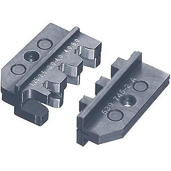 Crimp inset PV connector MC4 2.5 up to 6 mm²