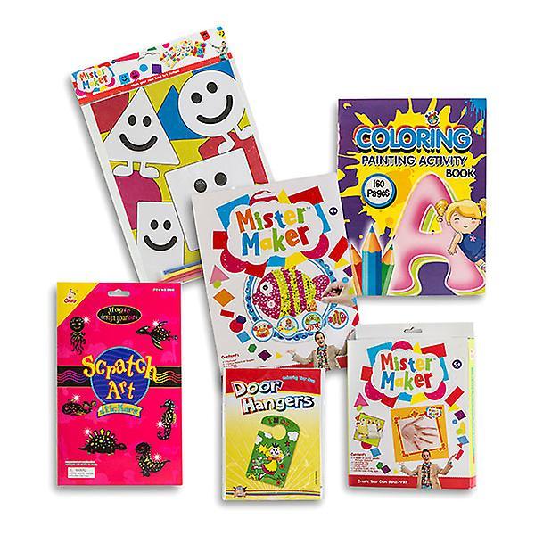 Childrens Craft Kit