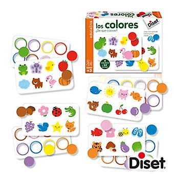 Diset Colors (Toys , Educative And Creative , Electronics)