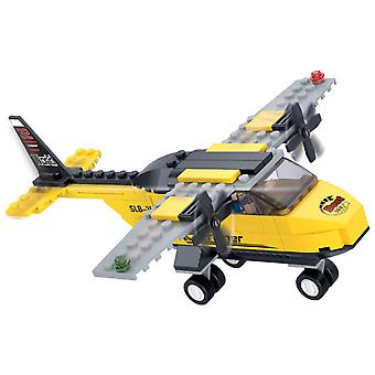 Sluban Aviation Training Plane (Kinderen , Speelgoed , Constructie , Vehicles And Ships)