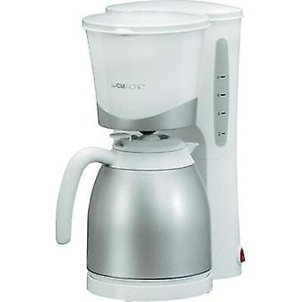 Coffee maker Clatronic KA 3327 White Cup volume=10 Thermal jug