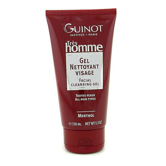 Guinot Tres Homme Gel Limpiador Facial 150ml / 5,3 oz