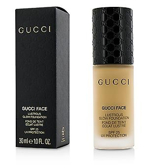Gucci Lustrous Glow Foundation SPF 25 - #080 (Medium) 30ml/1oz