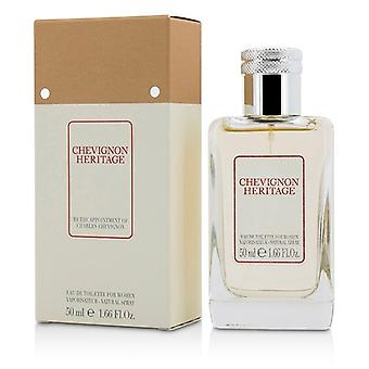 Chevignon Heritage Eau De Toilette Spray 50ml/1.66oz