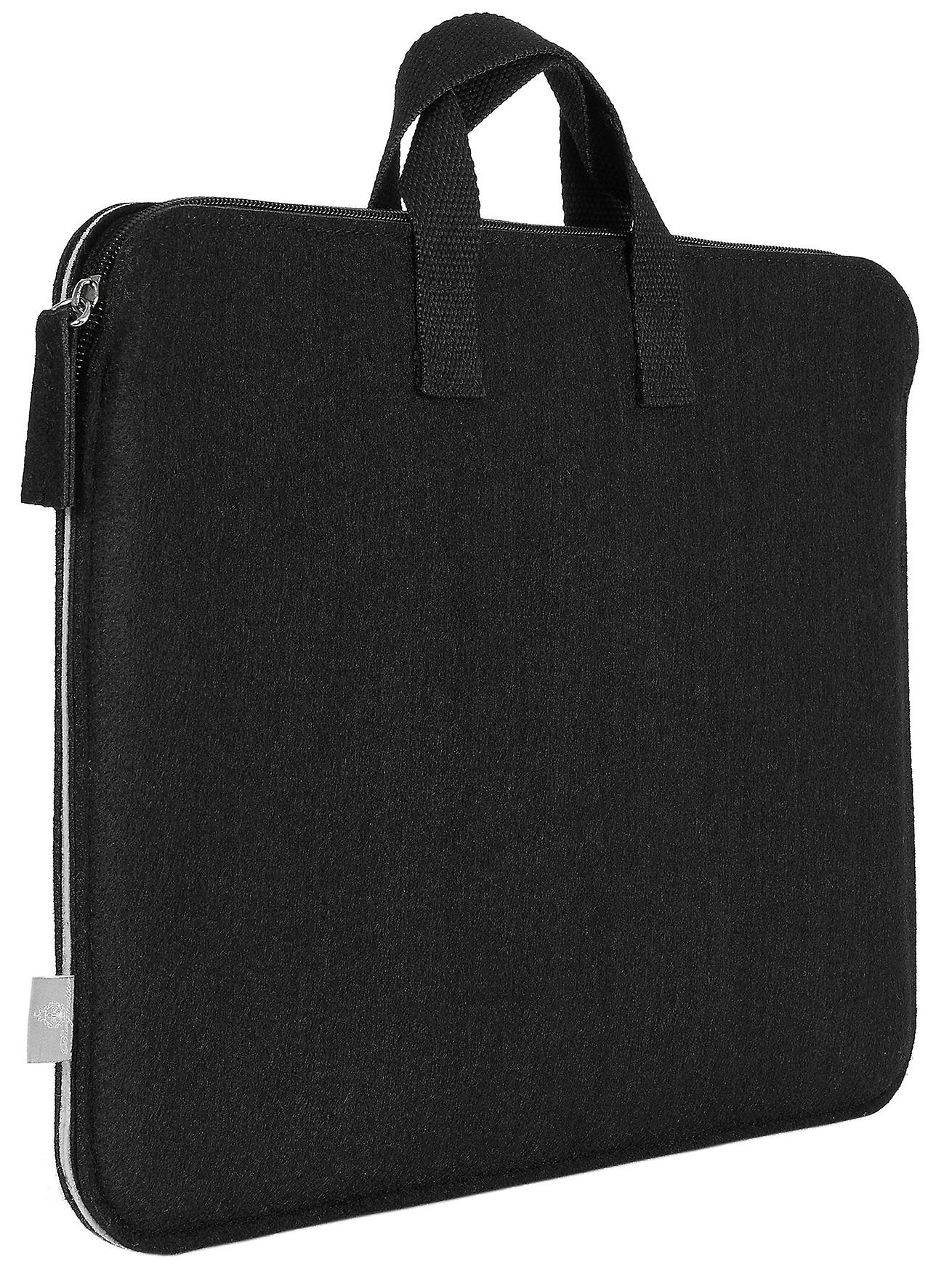 Burgmeister ladies/gents laptop bag felt, HBM3017-162