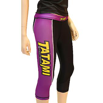 Tatami Fightwear Ladies IBJJF Grappling collant - viola