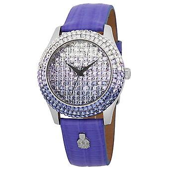 Burgmeister Ladies quartz watch Rainbow BMY01-144C