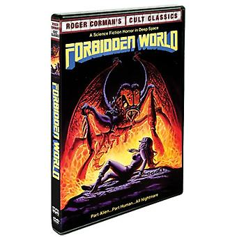 Forbidden World [DVD] USA import