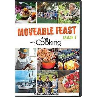 Moveable Feast: Season 4 [DVD] USA import
