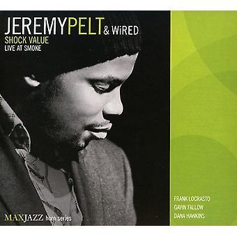 Jeremy Pelt - Wired: Live på røg [CD] USA import