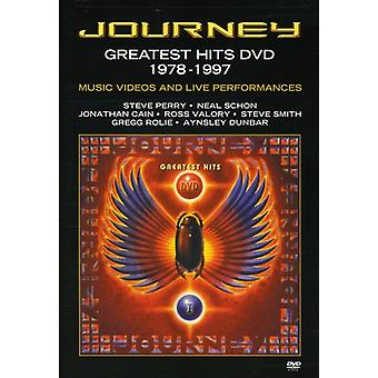 Viagem - Greatest Hits 1978-97 [DVD] EUA importar