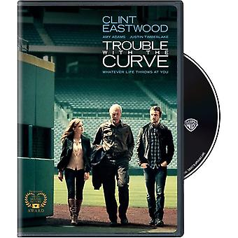 Trouble with the Curve [DVD] USA import