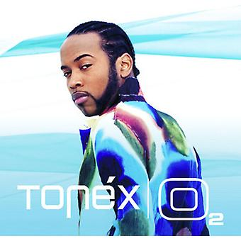 Tonex - 2 [CD] USA importerer