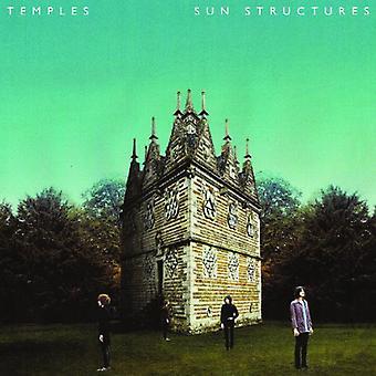 Tempels - zon structuren [Vinyl] USA import
