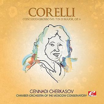 A. Corelli - Concerto Grosso 7 D Major [CD] USA import