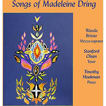 Madeleine Dring - Songs of Madeleine Dring [CD] USA import