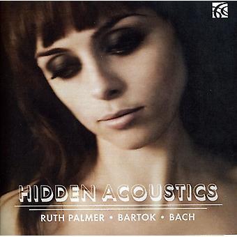 J.s. Bach - versteckt Akustik [CD] USA import