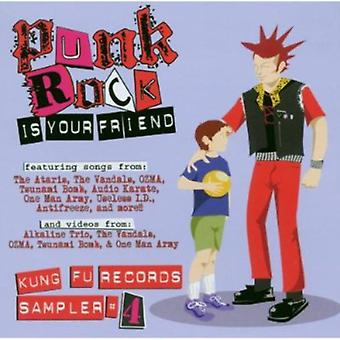 Punk Rock Is Your Friend - Vol. 4-Punk Rock Is Your Friend [CD] USA import