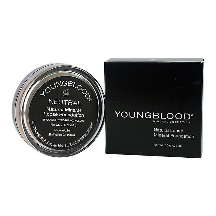 Youngblood natürlichen lose Mineral Foundation - Neutral 10g / 0,35 oz