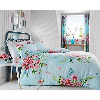 Alice tryckt moderna påslakan sängkläder Quilt täcker alla storlekar