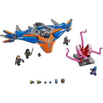 Lego 76081 Super Heroes The Milano vs. The Abilisk