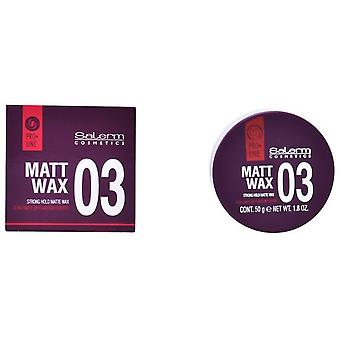 Salerm Cosmetics  Wax Matte Pro Line 50 Ml