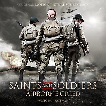Hellige & soldater: Luftbårne Creed / O.S.T. - hellige & soldater: luftbårne Creed / O.S.T. [CD] USA import