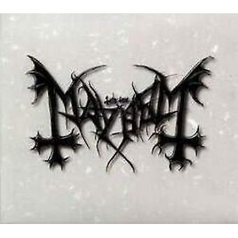 Mayhem: Grand krigserklæring (CD)