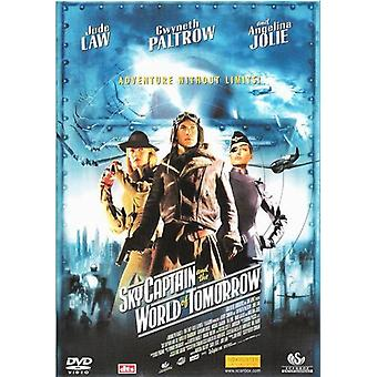Sky Captain og World of Tomorrow (DVD)