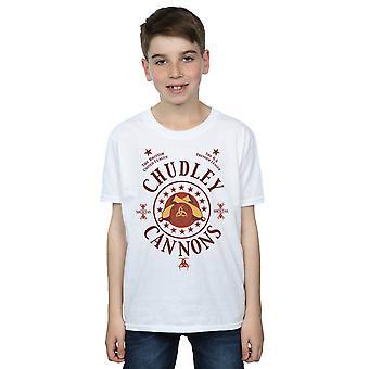 Koszulka z Logo Kuta armat chłopców Harry Potter