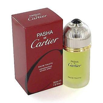 Cartier Pasha de Cartier Eau de Toilette 100ml EDT Spray