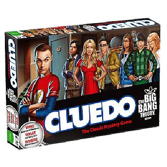 Hasbro Cluedo The Big Bang Theory (Toys , Boardgames , Family Games)