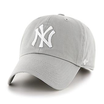 47 fire relaxed fit Cap - MLB New York Yankees grey