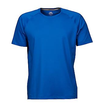 Tee Jays Mens Cool Dry Short Sleeve T-Shirt