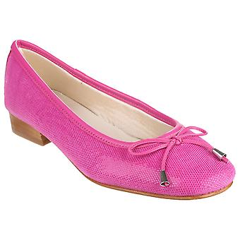 Riva Womens/Ladies Provence Fish Slip On Ballerina Shoes