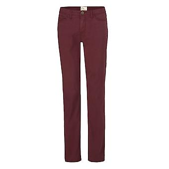 H.I.S ladies trousers Mara dark berry