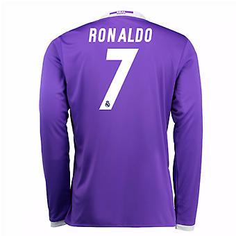 2016-17 real Madrid maillot (Ronaldo 7) - Kids